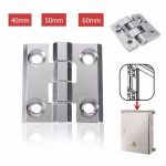 40/50/60mm Stainless Steel Cabinet Electric Box Door Hydraulic Hinge