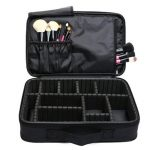 Detachable Makeup Bag Travel Toiletry Kit Portable Brushes Pouch Holder Storage Organizer Bags