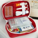 Large Medicine Bag Travel First Aid Emergency Bag Outdoors Camping Pill Storage Bag Survival Kit