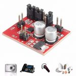 MAX9814 DC 3.6-12V Electronic Microphone Amplifier Board With AGC Function Mono For Arduino