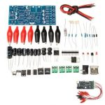 DIY USB Linear Voltage Regulator Multi-channel Output Power Supply Kit Step Up Dual Power