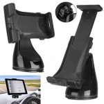 Universal Car Windshield Stand Suction Cup Phone Mount Holder for iPhone iPad Samsung Xiaomi Tablets