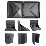 Car Laptop Desk Car Rear Seat Computer Multi-functional Oxford Cloth Folding Holder Bag