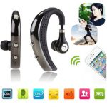 Universal Ear-hook Bluetooth 4.0 Wireless Headset Stereo Headphones Handsfree For iPhone 6S Plus Samsung