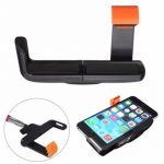 Universal Stand Bracket Holder Monopod Tripod Mount Adapter For Smart Phone