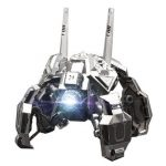 MU SGM-N01 3D Metal Spider Puzzle Model Colletion With Light 75 75 110mm