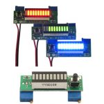 Power Indicator Display Led Board For 2.4V-20V Lipo Battery