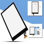 Replacement Glass Touch Screen Digitizer LCD Display Screen With Repair Tool for HTC Desire 510