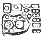 25pcs Engine Gasket Set For Lawn Mower Briggs Stratton 694012 Replaces# 499889