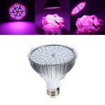 25W E27 Full Spectrum LED Plant Grow Lights Bulb Veg Hydroponic Lamps