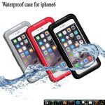 Waterproof Dirtproof Dropproof Snowproof Bag Case For Apple iPhone 6 6s 4.7 Inch