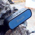 Enusic Life Bluetooth xBASS Outdoor Speaker With Waterproof NFC 20w Output And UP To 14H Playtime