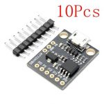 10Pcs ATTINY85 Mini Usb MCU Development Board For Arduino