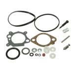 Carb Carburetor Rebuild Repair Kit For Briggs Stratton 492495 493762 498260