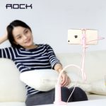 ROCK Lazy Series Fashion 720MM Flexible Long Arm Vent Holder II Gen. For 3.5-6 inch Mobile Phone