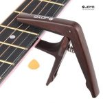 JOYO JCP-01 Guitar Capo Retro Style Wood Acoustic Electric Guitar Capos Clamp