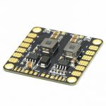 DALRC 5V / 12V 3A Mini Power HUB/BEC PCB/PDB Power Distribution Board