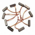 10pcs 5mm x 6mm x 14mm Carbon Brushes Motor Brush for Generic Electric Motor