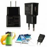 Mini USB 5V 2A Home Travel Wall Charger Power Adapter for Tablet Cellphone
