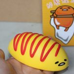 9CM Simulation Omelette Shape Squishy Toys Stress Reliever Slow Rising Novelty Gift