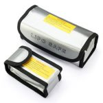 Lipo Batteries storage/protection Bags Security Charge Portable Bag