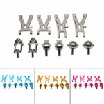 WLtoys A959-B A979-B A969 A979 K929 Upgrade Metal Parts Package Suspension Arm Steering Wheel Hub