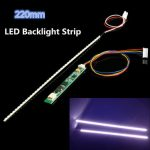 220MM LED Dimmable Backlight Rigid Strip Kit Light Update CCFL LCD Screen For Monitor
