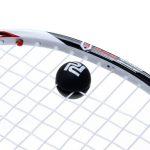 Roundness Tennis Racket Squash Vibration Silicon Badminton Racquet Dampeners