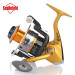 SeaKnight 12 1BB Spinning Fishing Reel Fish Wheel Freshwater/Saltwater Gear Ratio 5.5: 1