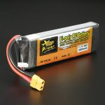 ZOP Power 11.1V 2800mAh 3S 60C Lipo Battery XT60 Plug