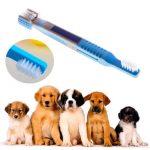Pet Dog Automatic Glove Toothbrush Ultifaceted Cleaning Boothbrush Pet Cat Oral Care Supplies