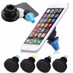 Universal Magnetic Car Air Vent Holder Phone Stand Mount for iPhone Samsung Xiaomi GPS
