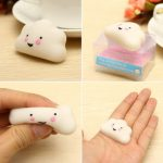 Cloud Squishy Squeeze Cute Healing Toy Kawaii Collection Stress Reliever Gift Decor