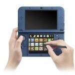 Compact Screen Touch Plastic PC Stylus Pen for Nintendo New 3DS XL/LL