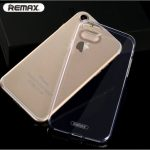 Remax Crystal Clear TPU Case Ultra-thin Soft Cover Case For Apple iPhone 7