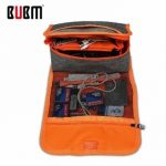 BUBM HWB Travel Storage Bag Accessories Organizer Earphone Cable USB Flash Drive Case