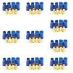 10X EC3 Male Female Bullet Connector Banana Head Plug For RC Lipo Battery