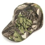 Unisex Sports LED Hat with 5LED Torch for Fishing Walking Running Camo Baseball Cap