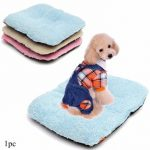 Ultra Soft Pets Dogs Cats Bed Kennel Pillow Puppy Cushion Sofa Hot Mat Blanket