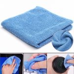 5Pcs Microfiber Eyeglasses Lens Cell Phone Screen Glass Camera Cleaning Cloth