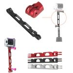 Aluminium Camera Extension Arm Metal Pole Mount For Gopro HD Hero 2 3 4 SJ4000
