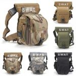 Multifunction Outdoor Leg Bag Utility Thigh Fanny Waist Pack Pouch For Camping Hunting