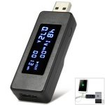 KCX-045 LCD USB Voltage Current Detector Battery Capacity Tester for Phone Mobile Power Bank