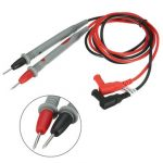 2pcs 1000V 20A Universal Test Leads Probe Wire Cable for Digital Multimeter Meter