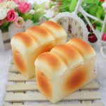 9.3CM Squishy Simulation Toast Squishy Fun Toys Decoration