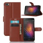 Multi-functional Wallet Card Slot Stand Leather Case For Xiaomi Mi 5s Mi5s