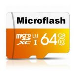 Microflash 64GB Micro SDXC Card Class10 TF Card Memory Card