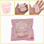 Kiibru Squishy Marshmallow Puppy Slow Rising Original Packaging Collection Gift Decor Toy