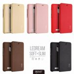 Lenuo PU Leather Ultra-slim Card-solt Flip Case For Xiaomi Redmi Note 3 Pro Special Global Edition
