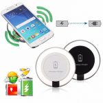 QI Wireless Charging Power Charger Pad For iPhone 6S/6Plus Samsung HTC Smartphone